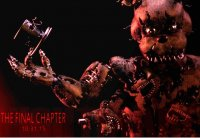 Five Nights at Freddy's 4 уже есть в Steam