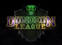 Dungeon League или roguelike на четверых